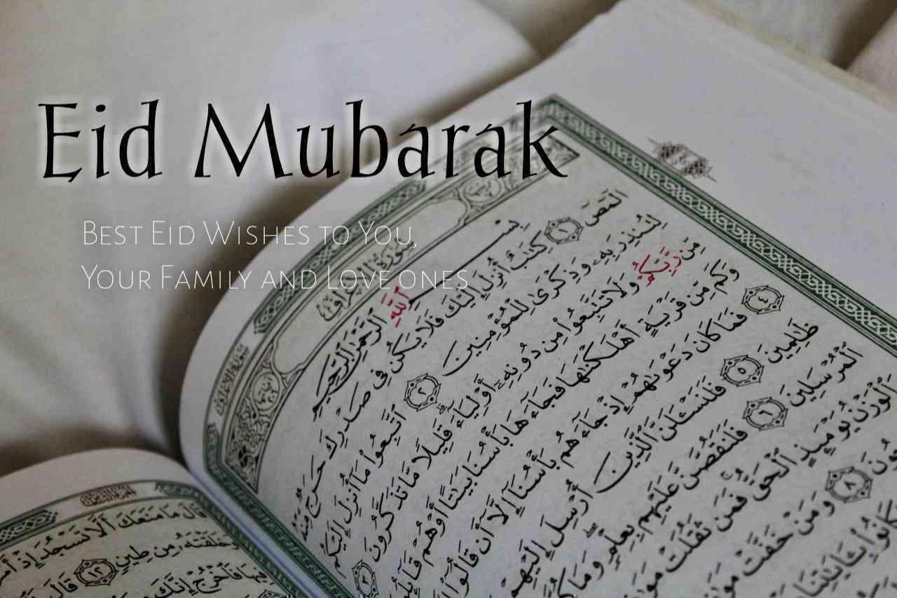 Uofa: Eid Al Mubarak To All, From The Vc. Uofa