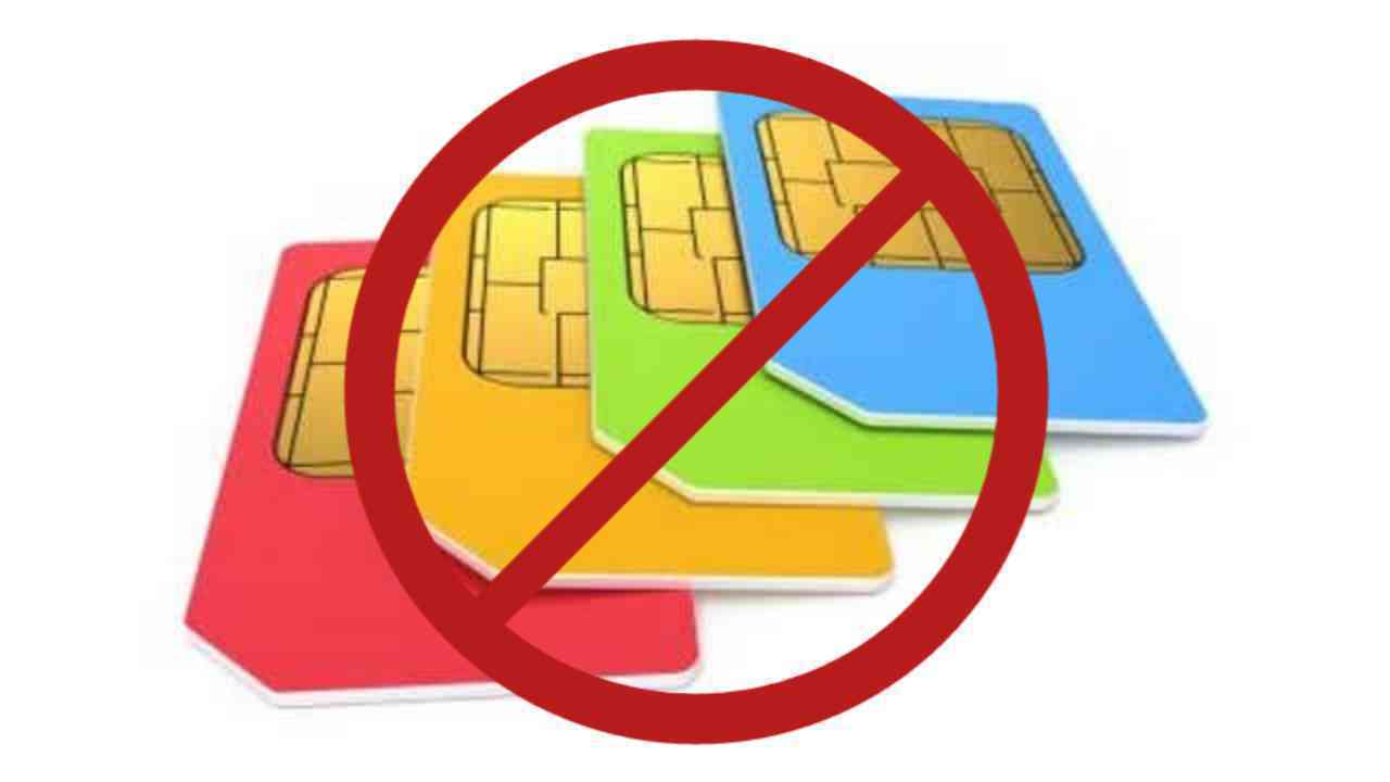 Sims to be blocked 31th December, Date Extended