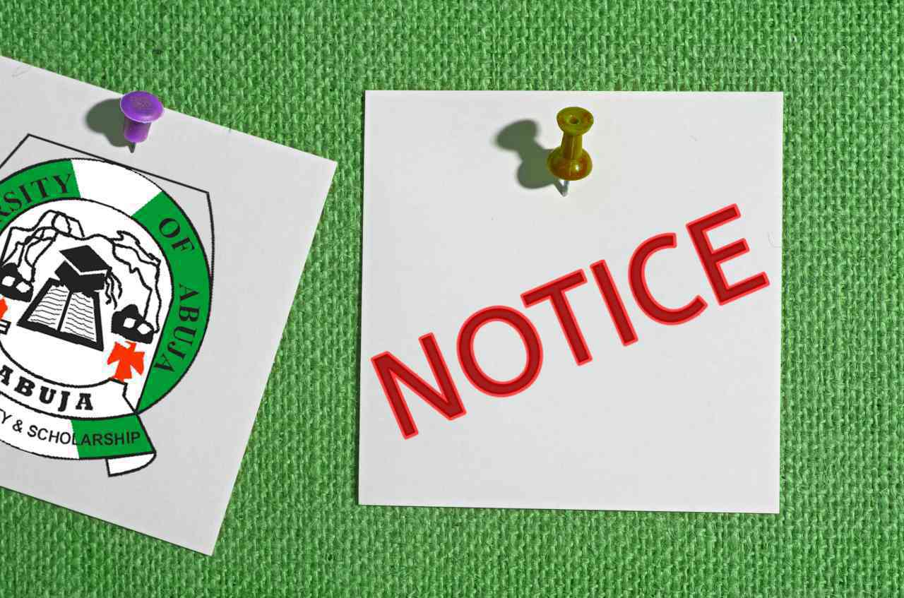 Important Notice to all students on the 2019/2020 Registrations