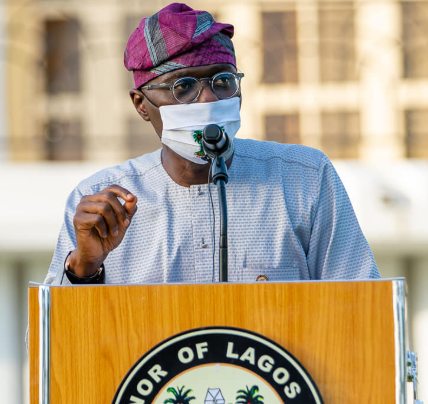 Governor Sanwo-Olu Announces New Measures To Ease Covid-19 Lockdown