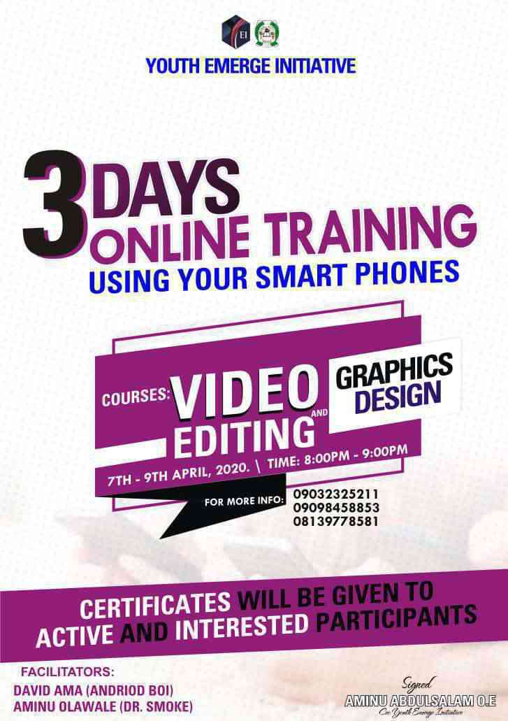 Bored? Learn Some Graphic Skill This Holidays