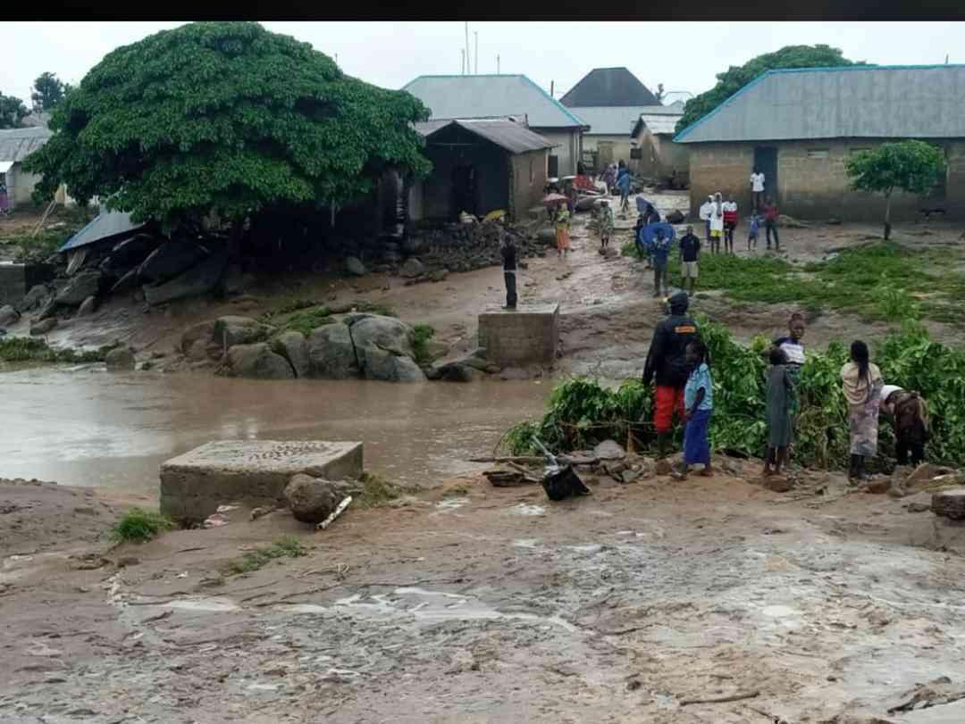 Giri, Gwagwalada Engulfed By Noah-Level Flood