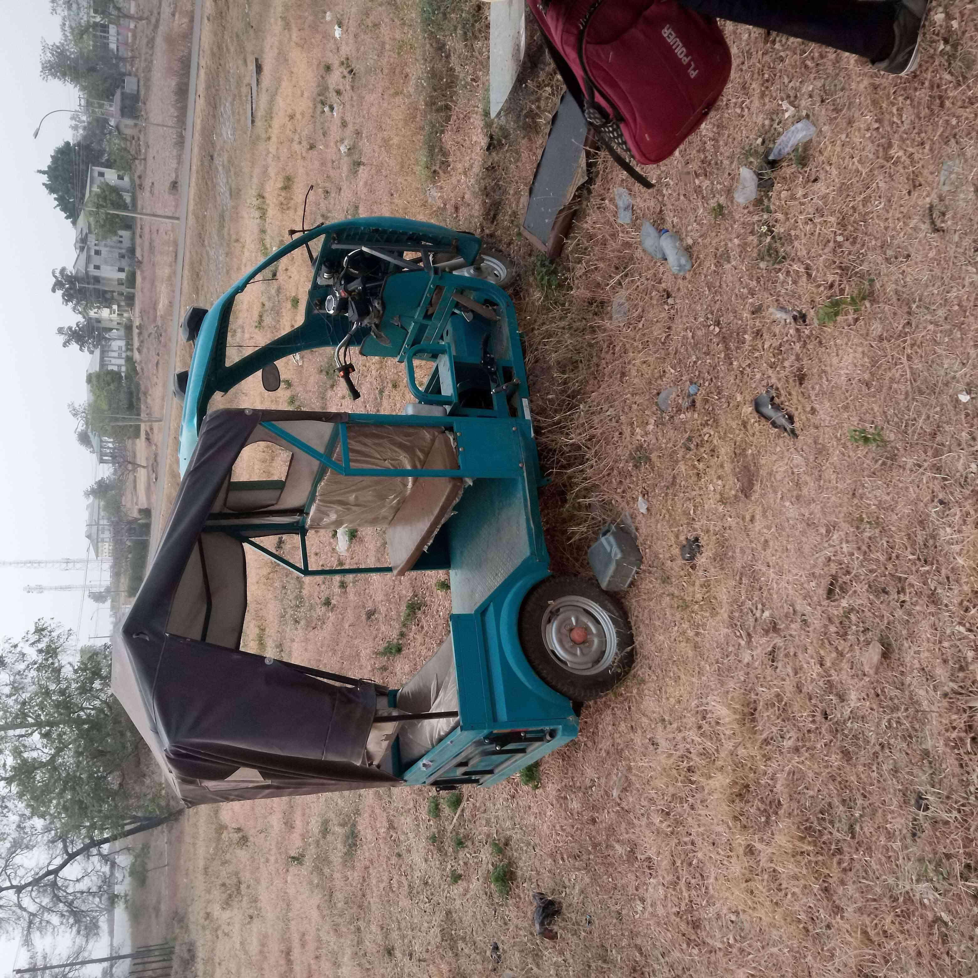 Accident Occurs In Uniabuja Leaving Several Injured, Victims Quarrel