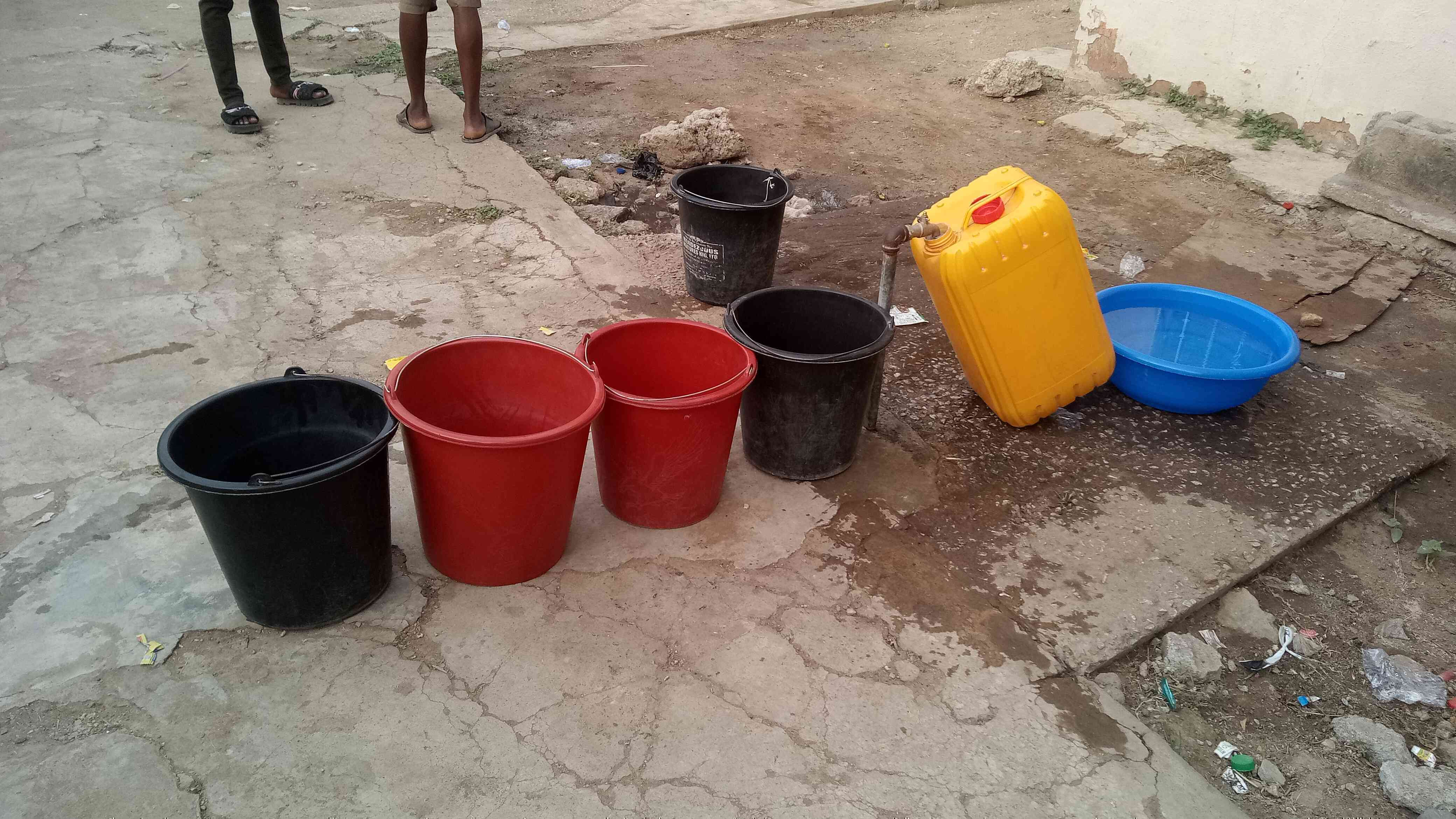 Water Scarcity in the Hostel