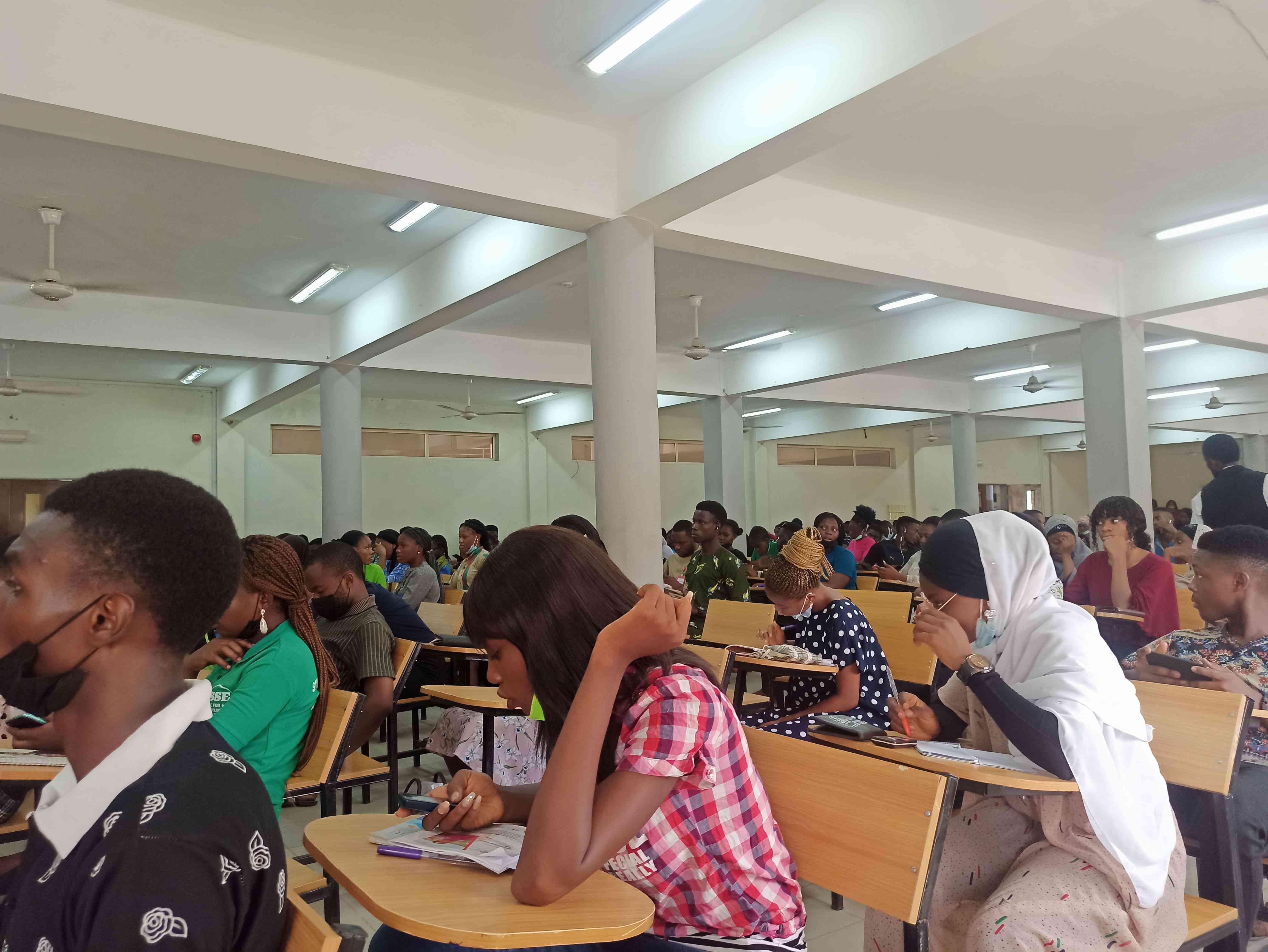UofA holds Student Mentoring Scheme training
