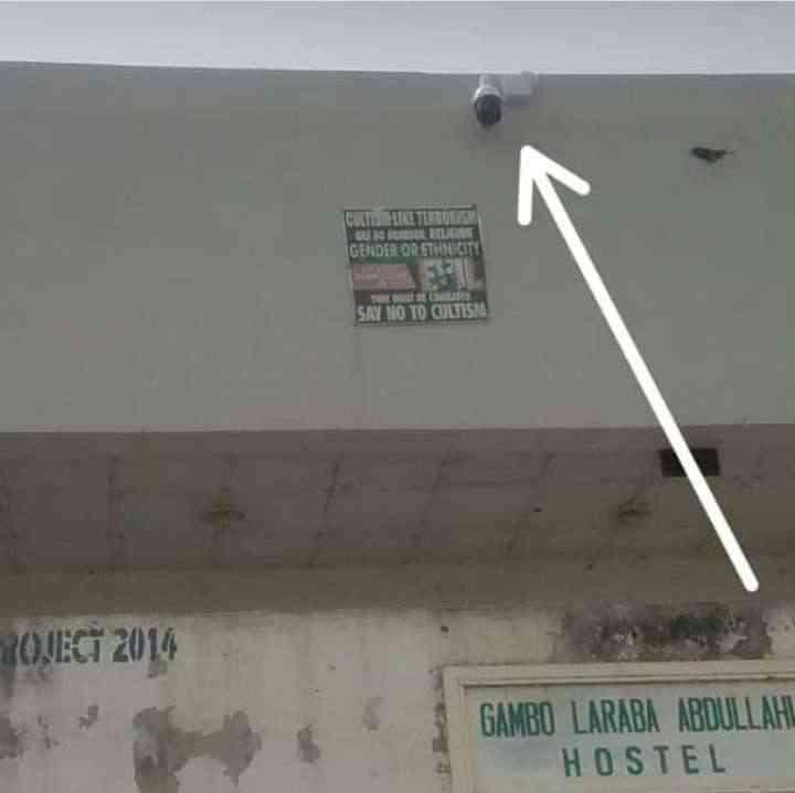 Cctv Cameras Gets Installed In Female Hostel At Uniabuja, Students Ran
